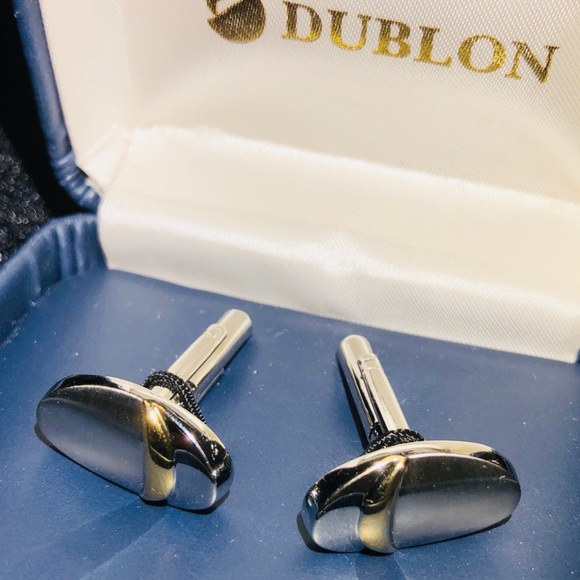Other - NEW: Stainless Cuff Links